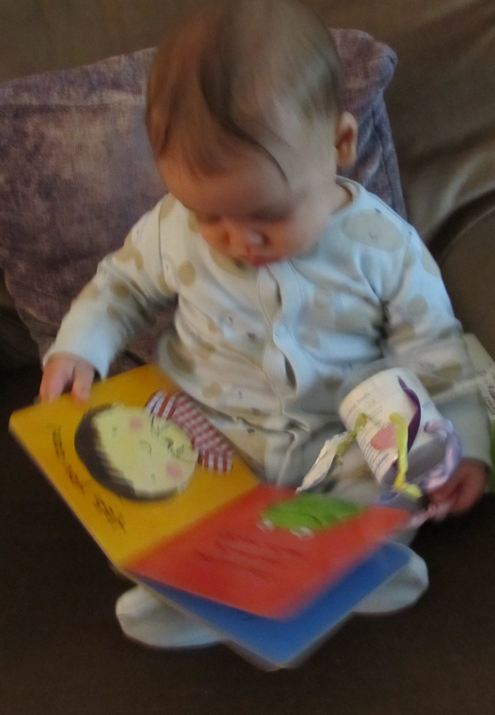 Reading with babies and children: the why, what & how