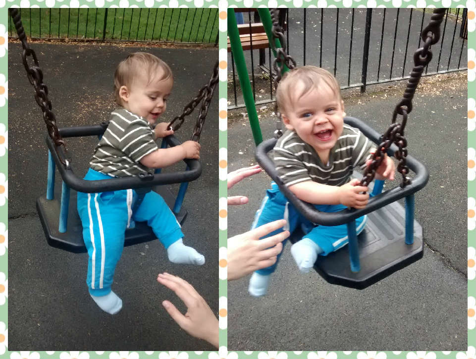 Go to the park with another family. Social activity ideas maternal mental health and well being. baby-brain.co.uk psychological resource, perspective and blog on motherhood and babies