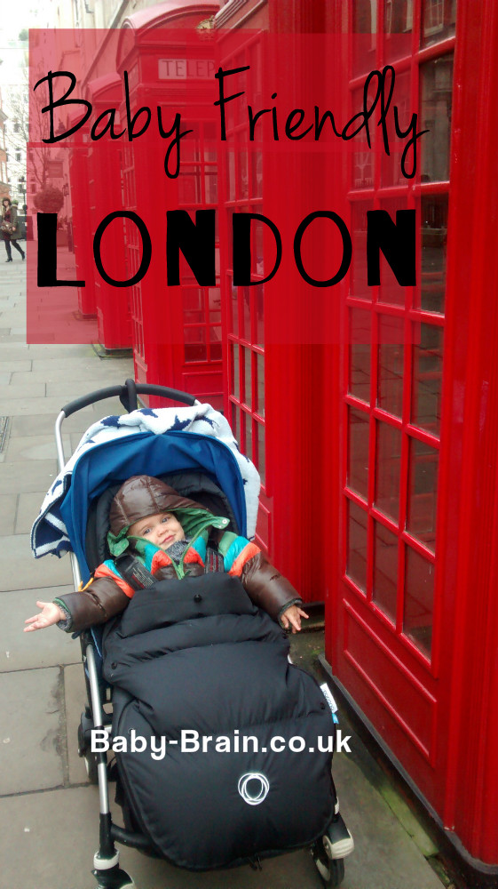 Baby Friendly London. Places and spaces for baby/toddler to feed, change, stretch, crawl & walk. Our reviews & insights