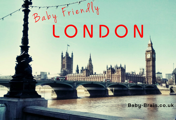Baby Friendly London. The London Aquarium. Navigating London with babies and toddlers, fun activities and days out reviewed! from Baby-Brain.co.uk