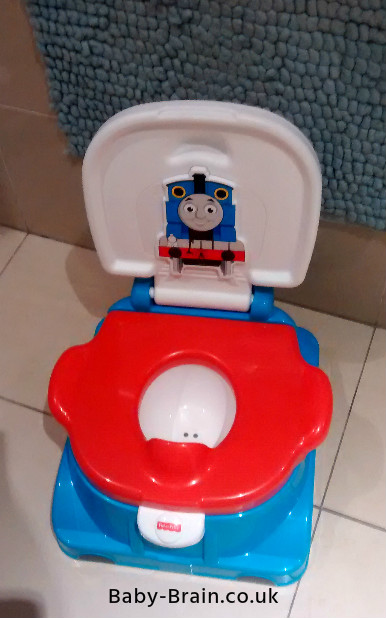 Potty training at 2 years old: Psychological perspectives and a graded hierarchy to encouraging the toddler to use the potty