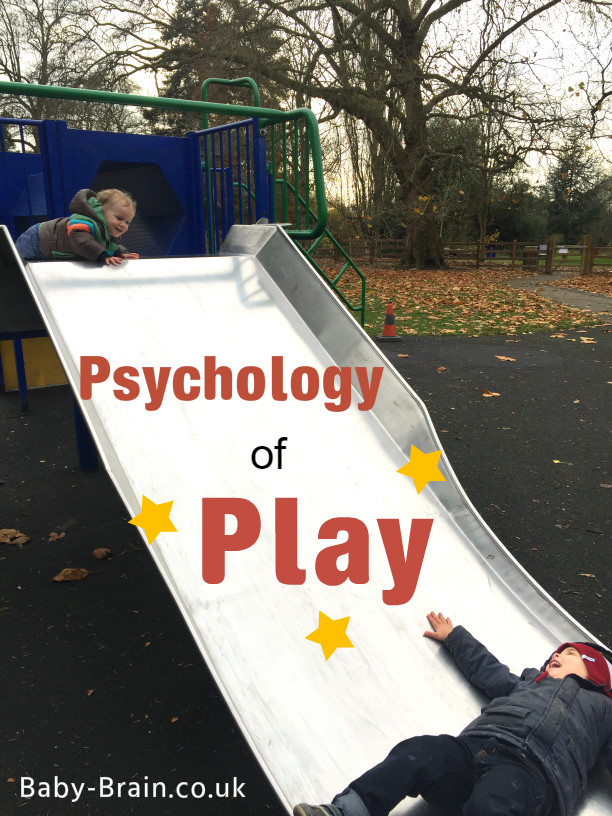 The Psychology of Play with baby, toddler and kids - the benefits and more!